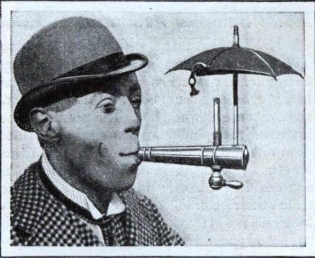 タバコ用傘