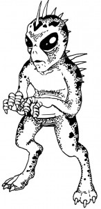 チュパカブラ