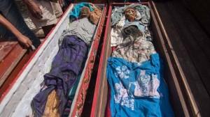 インドネシアで行われている死者を掘り起こす死の儀式