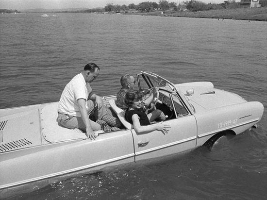 1965年の水陸両用車