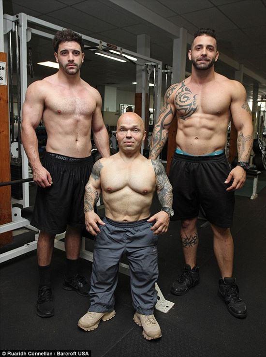 世界最小最強の男アントン・クラ...