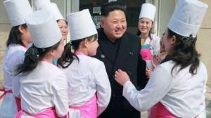 北朝鮮のキム・ジョンウンがハーレムをつくるために現在美女を募集中