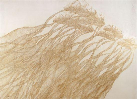 線香だけで!? 韓国のアーティストによる線香アート!