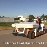 NASAが開発! 縦列駐車も簡単!真横にだって走れる電気自動車