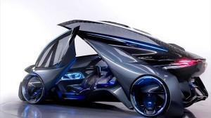 シボレーのコンセプトカーが、もはやトランスフォーマーレベル!