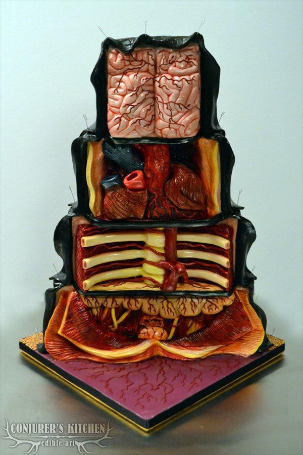食べれるけれど、食べたくない・・・ グロテスクなケーキ15点!!