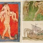 不気味!?ゆるキャラ? 中世ヨーロッパの人々が恐れていた怪物たち!!