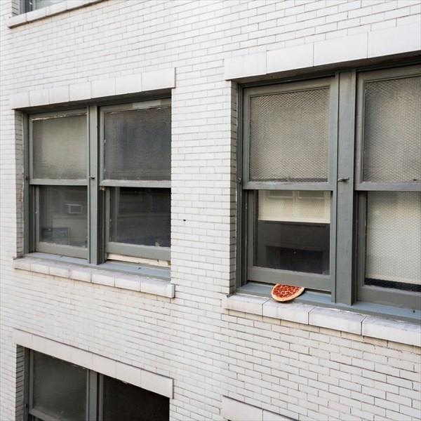 野生のピザ!? ちょっと意味が分からないジャンポール・ダグラスの写真13枚