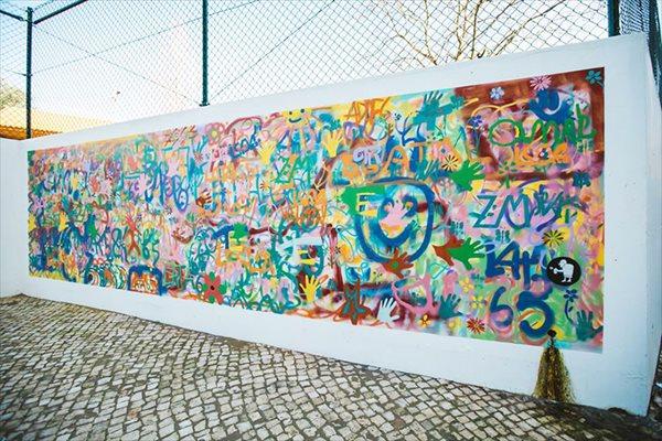 ファンキーばあちゃん! 高齢者のストリートアートを支援する「LATA65」