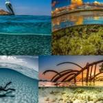 カリブ海のボネール島で撮影された空と海の美しい写真!!