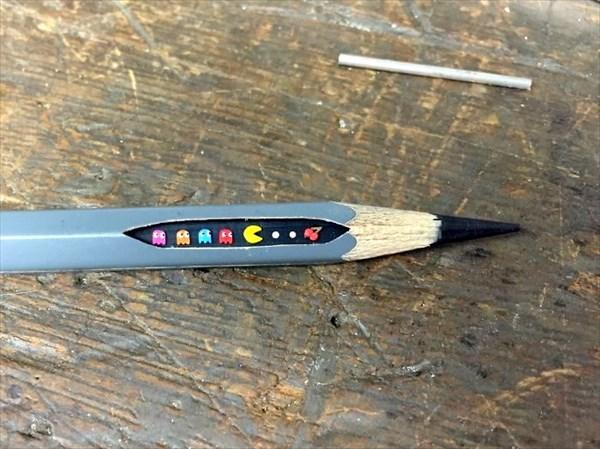 前回よりもさらに進化!? 鉛筆の芯を削って作った最新ペンシルアート9選!!