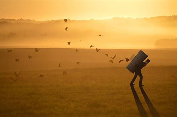 リトアニアのアーティストによる「不思議な世界」の画像 20選!!