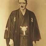 ナチスドイツのアドルフ・ヒトラーが着物(紋付袴姿)を着た写真が発見される!
