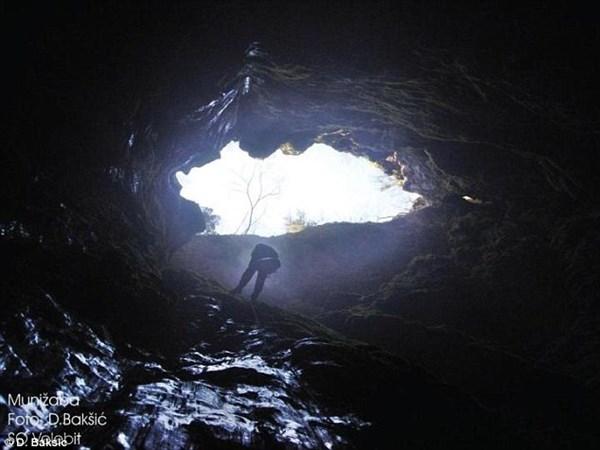 地下1100mの洞窟で新種のムカデ発見! 神話の神「ハデス」から命名!!
