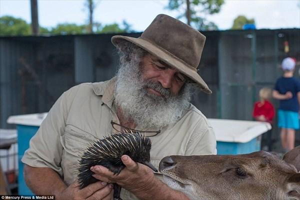 40回噛まれたが、やっぱりワニが好き! オーストラリアのムツゴロウがすごい