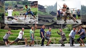 村人全員カンフーの達人! 中国の閉ざされた山あいに存在する「カンフー村」!