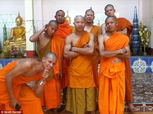 僧侶が盗み!? タイで失くしたiPod touch、iCloudからバレる