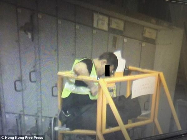 香港国際空港の警備は世界最悪? 居眠り・無人は当たり前と内部告発者がリーク