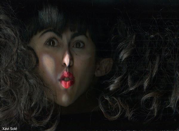 これは真似してみたい! 顔面スキャンアート「SCANFACES」!!