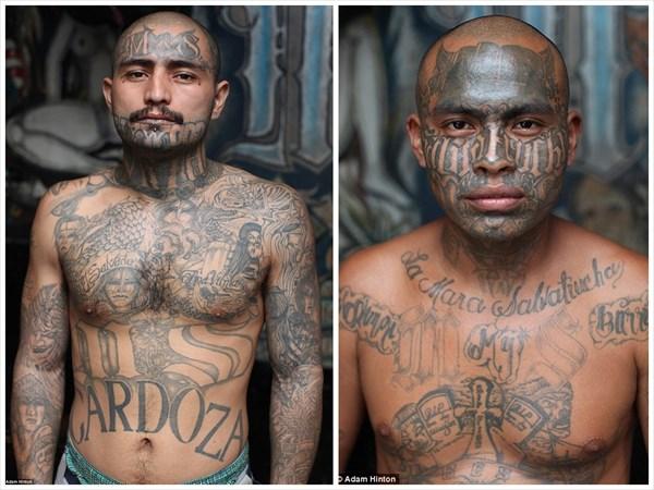 ヤバ過ぎて看守もいない! エルサルバドルの刑務所に収容される受刑者たち!!