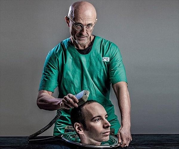 頭部移植に新展開!イタリア人医師とマウスの移植をした中国人医師が強力タッグ