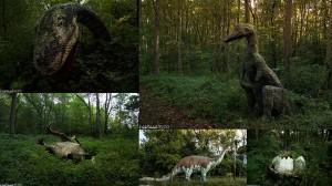 海外の廃墟マニアが撮影! 2002年に閉鎖し廃墟と化した恐竜テーマパーク!