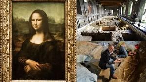 フィレンツェの墓地から、モナリザのモデルになった人物の遺体発見か?
