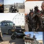 完成度が高すぎ!砂漠のど真ん中で開かれた「マッドマックス」ファンイベント