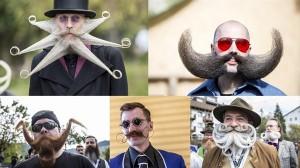 オーストリアで開催された世界ヒゲ選手権の出場者が、もはや異次元レベル!