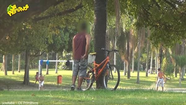 自転車泥棒は許さん! ブラジルの自転車泥棒へ対する復讐が完全にやりすぎ!!