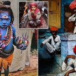伝説の写真家スティーブ・マッカリーが撮影した混沌と色彩のインド!!