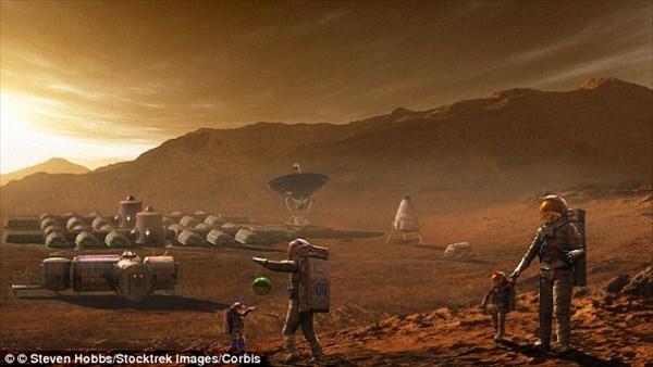 ロシアが、2017年までに火星への宇宙旅行をさせるサルをトレーニング中!