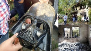 トルコ爆破テロでイスラム国の拠点を捜索 なんとダースベイダーのマスクを押収