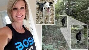 えっ!?イギリスで? 犬の散歩をしていた女性がビッグフットを目撃!