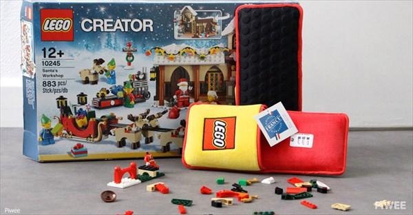 レゴもやっぱり認識してた! LEGOブロックを踏んでも痛くないスリッパ!!