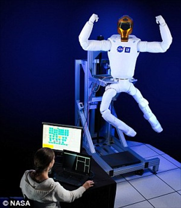 NASAが宇宙飛行士とともに火星へ向かうロボット「ヴァルキリー」を開発中!