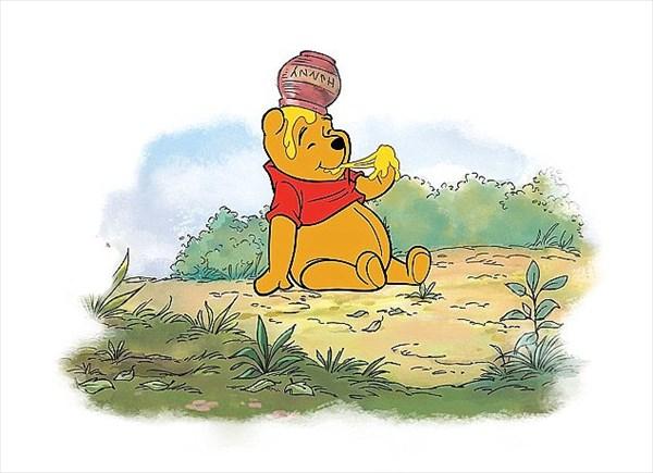 「プーさん」は虫歯だった! クリストファー・ロビンが与え過ぎた蜂蜜が原因?