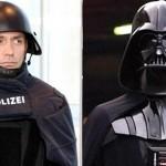 バイエルン警察が新ユニフォームを発表! ダースベイダーみたいと馬鹿にされる