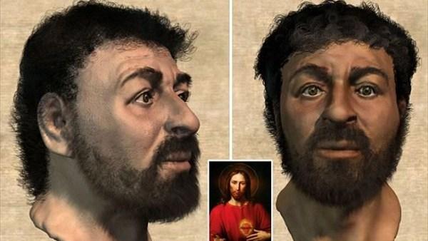 これが本当のイエス・キリストの姿!? 最新の技術でその容姿を再現!