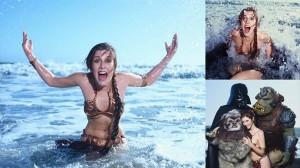 「フォースの覚醒」のレイア姫にがっかりした人へ! 30年前のレイア姫画像!