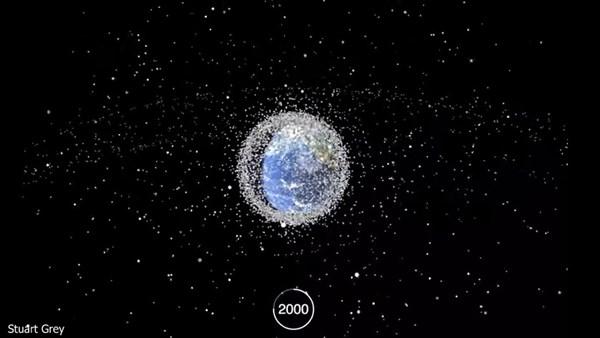 一目瞭然!宇宙開発の歴史 60年でここまで増えた宇宙ゴミ(スペースデブリ)