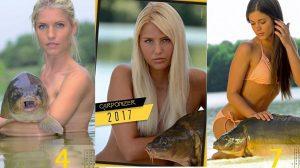 【これが本当のカープ女子】 今年も発売!なぜか売れの鯉と美女の謎カレンダー